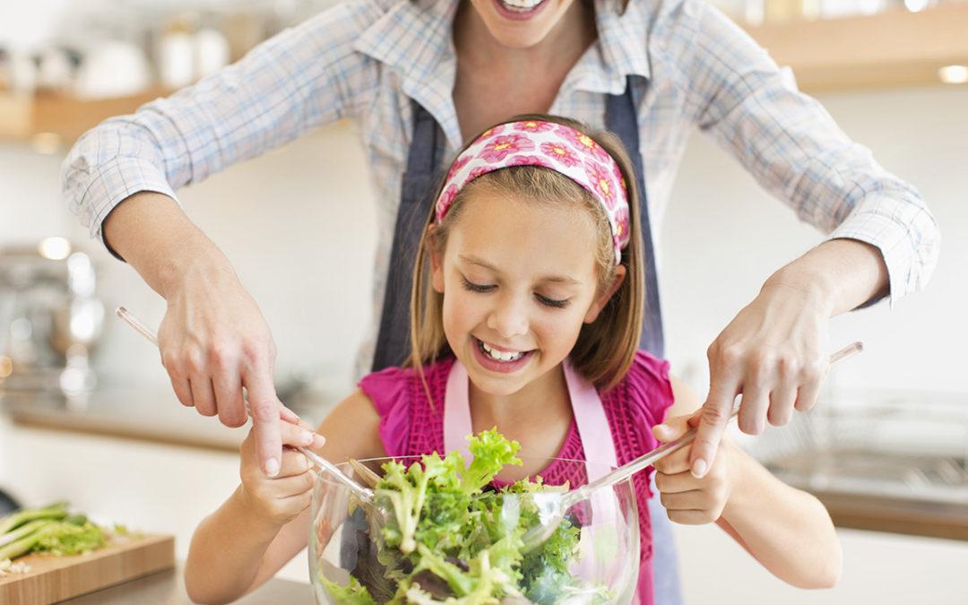 Les bons réflexes pour manger bien et sain