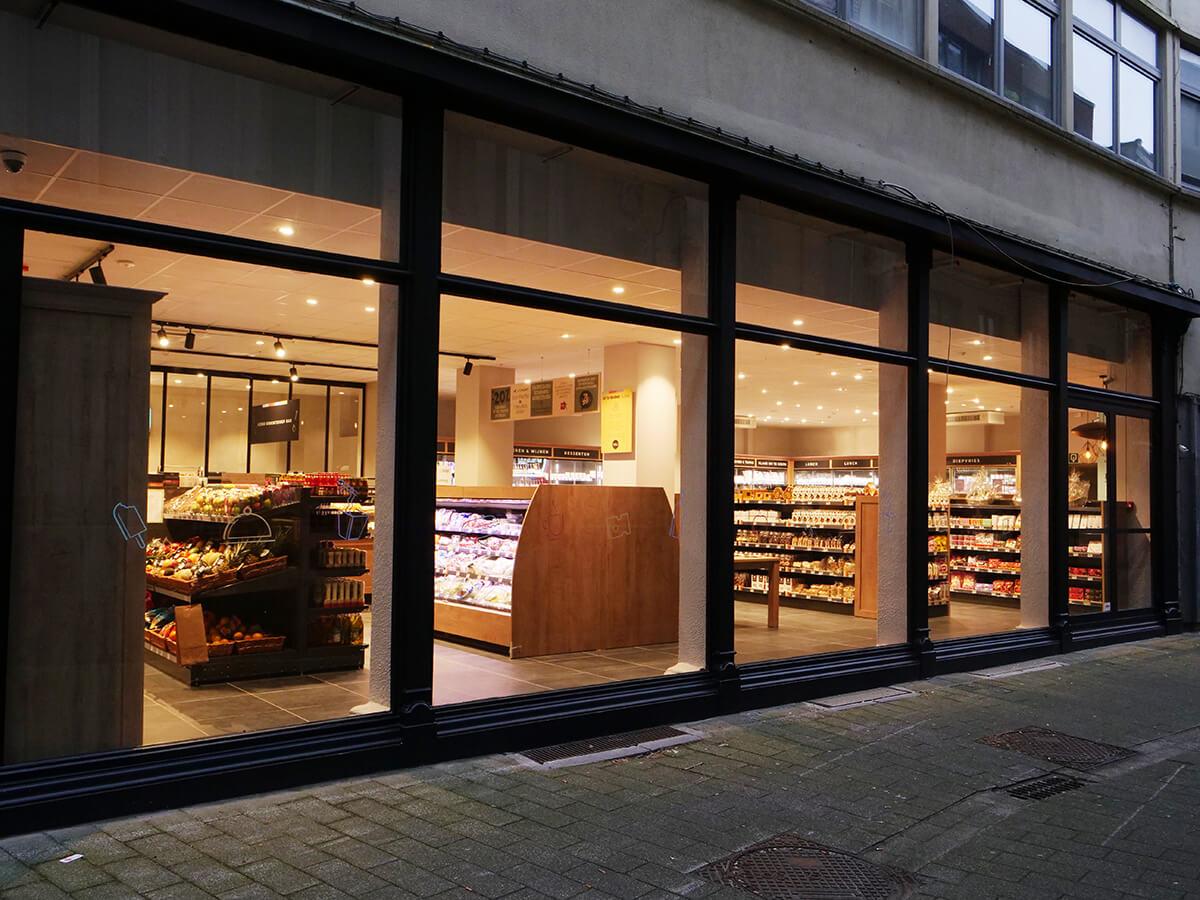 Delitraiteur ouvre son premier magasin à Anvers !
