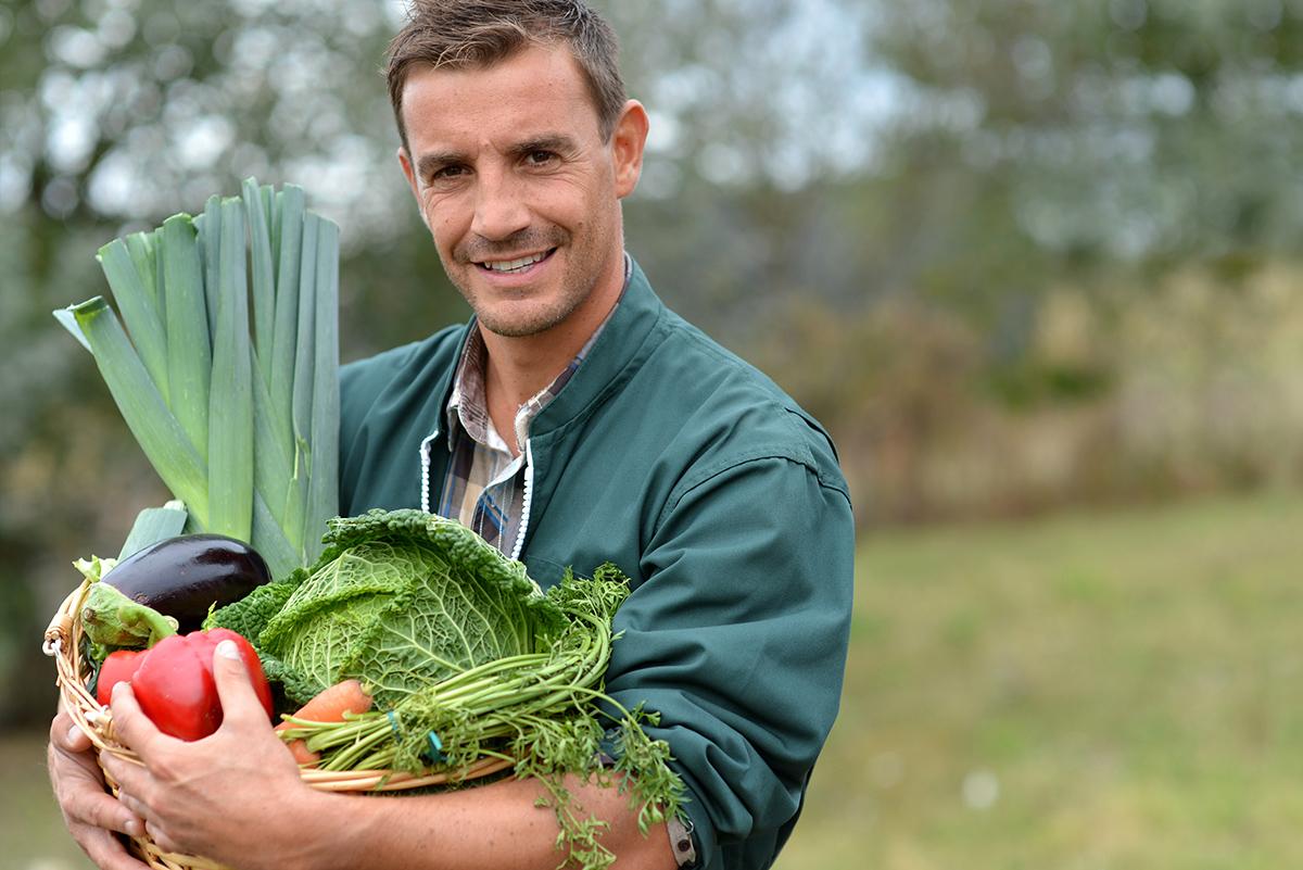Nos fruits et légumes on en fait tout un plat !
