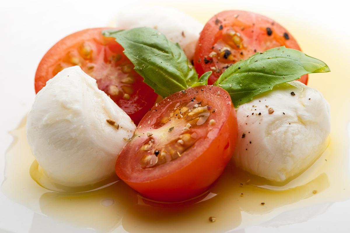 Mooi weer, lekker eten… genier van het goede leven!