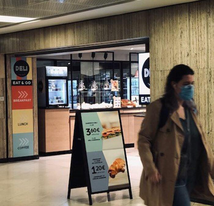 Eat & Go Gare Centrale